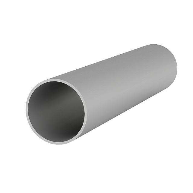ALUMINUM ROUND TUBE D.40x1,5mm ANODISED